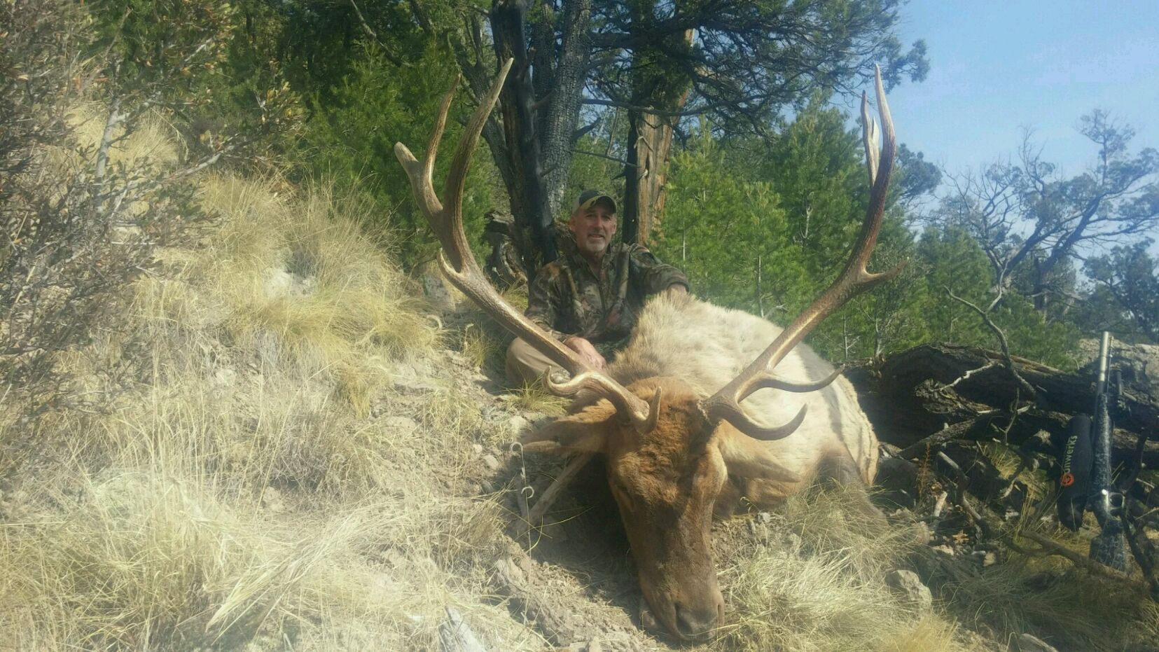 Hunting Outfitter New Mexico